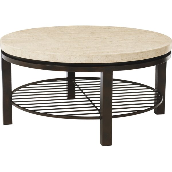Tempo Coffee Table With Storage By Bernhardt