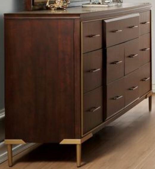 Taul 7 Drawer Dresser by Mercer41
