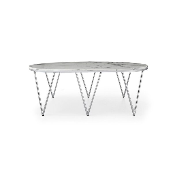 Swansea Frame Coffee Table By Everly Quinn