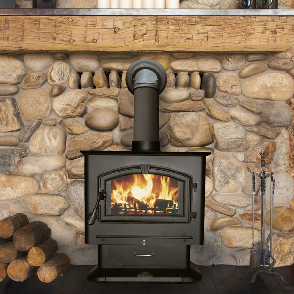 3,000 sq. ft. Direct Vent Wood Stove by United States Stove Company