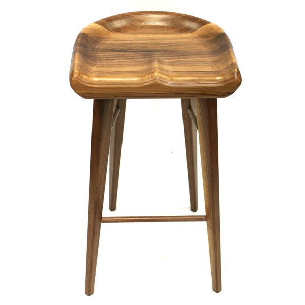 Wayne 26 Bar Stool by Corrigan Studio