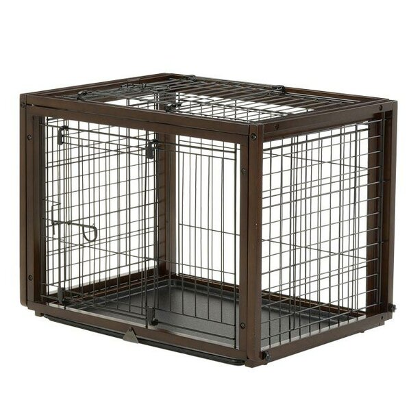 Flip to Play Pet Crate by Richell