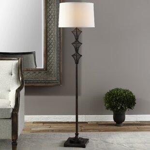 Shop For Kaczmarek 61 Floor Lamp By Charlton Home