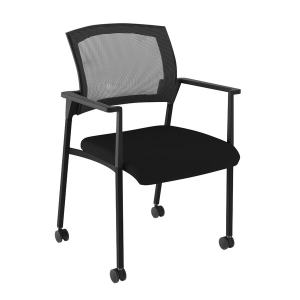 Speedy Guest Chairs by Compel Office Furniture
