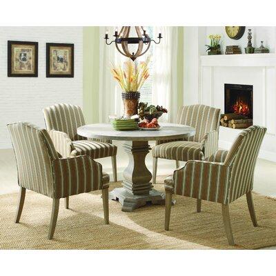 homelegance euro casual dining table | wayfair