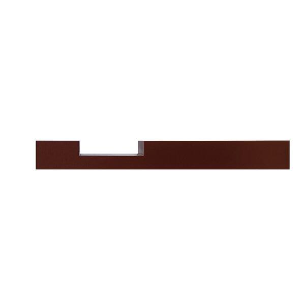 Trevi Floating Wall Shelf by nexxt Design