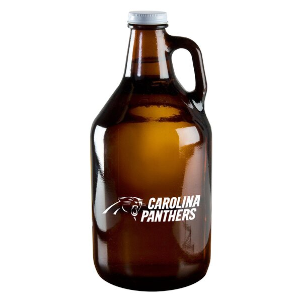 NFL Amber 64 Oz. Growler by Boelter Brands
