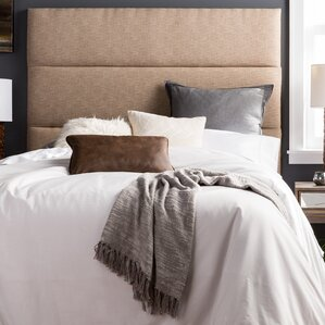 Franklin Square Hastings Upholstered Panel Headboard by Brayden Studio