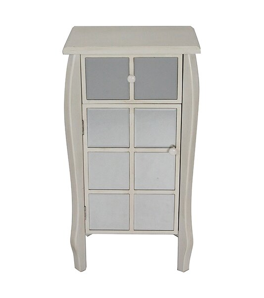 Rosita 1 Door Cabinet by House of Hampton
