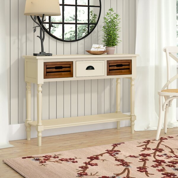Sonderborg Console Table by Laurel Foundry Modern Farmhouse