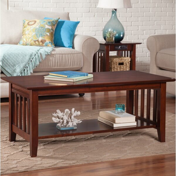 Hipple Coffee Table By Three Posts