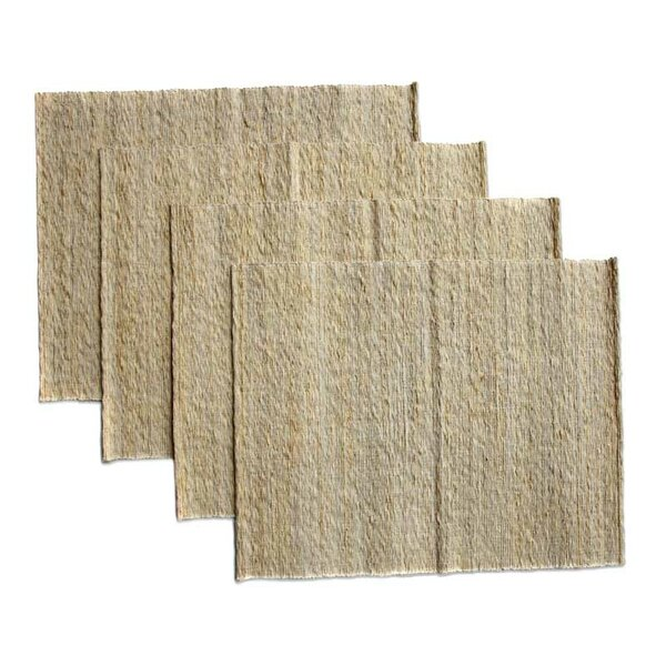 Natural Fiber Placemat (Set of 4) by Novica