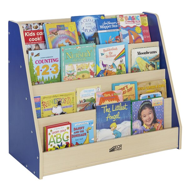 Essentials™ Book Display by ECR4kids