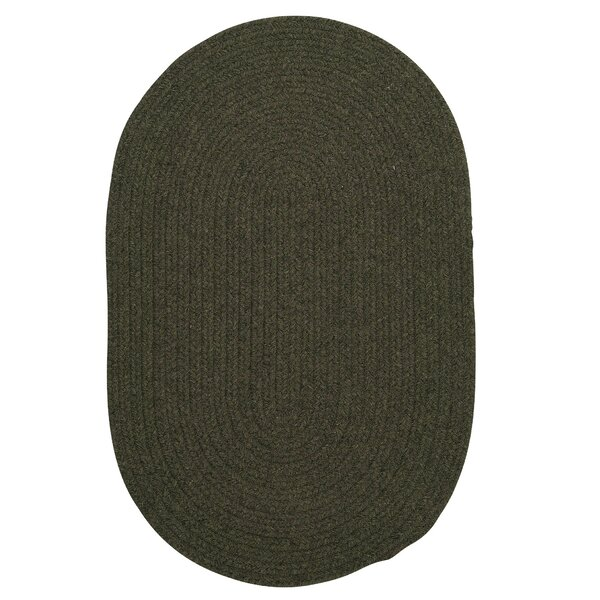 Navarrette Olive Area Rug by August Grove