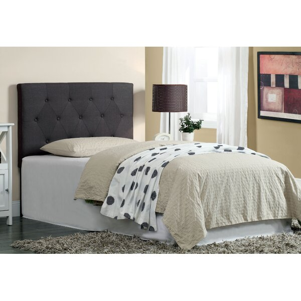 Chernoll Upholstered Platform Bed by Hokku Designs