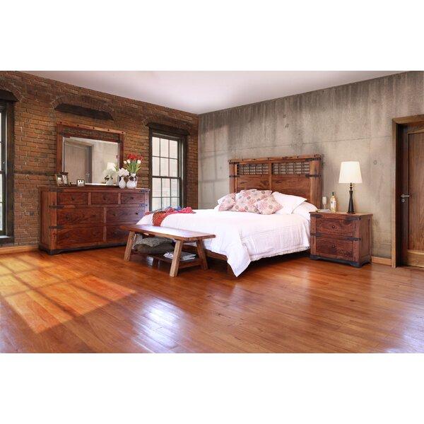 Parota Platform Configurable Bedroom Set by Artisan Home Furniture