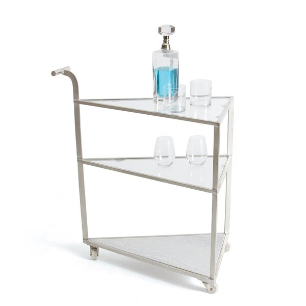 Avera Bar Cart by Orren Ellis