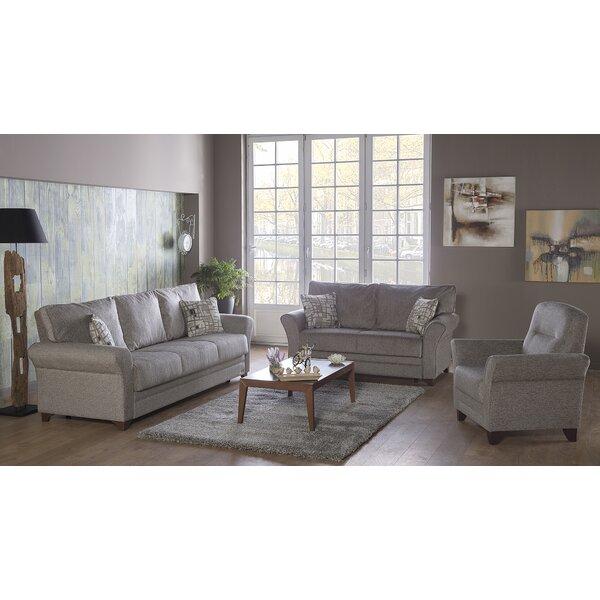 Padova Sleeper Configurable Living Room Set by Red Barrel Studio