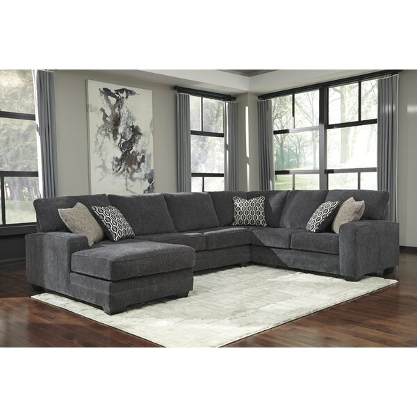Raul Sectional By Ivy Bronx