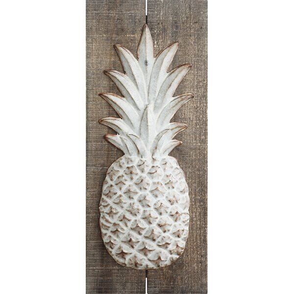 Pineapple Wall Décor by Bay Isle Home