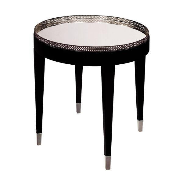 Tavistock End Table by World Menagerie