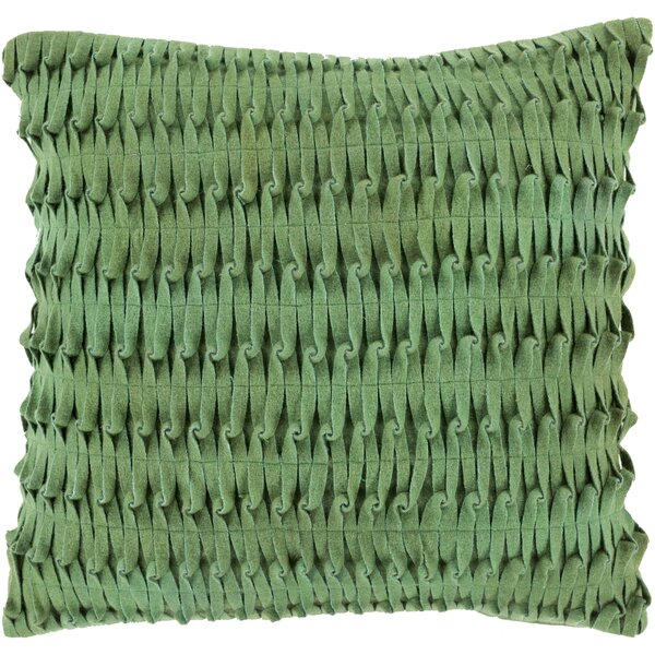 Castelli Wool Throw Pillow by Ivy Bronx