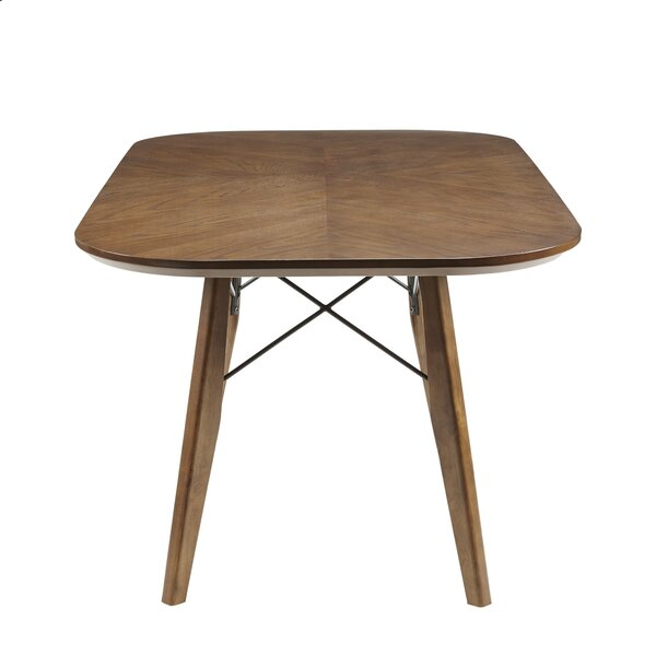 Atwood Dining Table by Modern Rustic Interiors