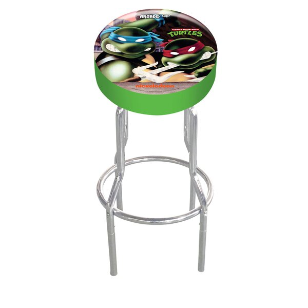 Adjustable Height Bar Stool By Arcade 1Up