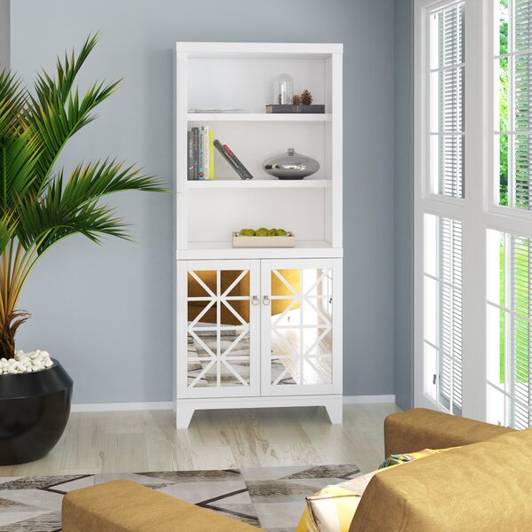 Essence Standard Bookcase by Bungalow Rose