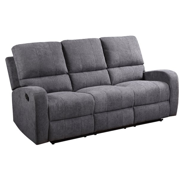 Jale Reclining Sofa by Ebern Designs Ebern Designs