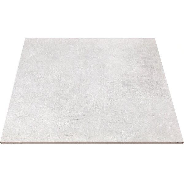 Malaga 24 x 24 Porcelain Field Tile in Perla by Splashback Tile