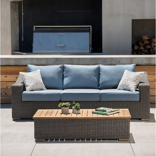 New Boston 6 Piece Sunbrella Seating Group with Cushions by La-Z-Boy Outdoor