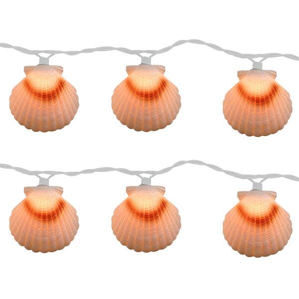 10 Light Shell String Light (Set of 2) by Brite Star