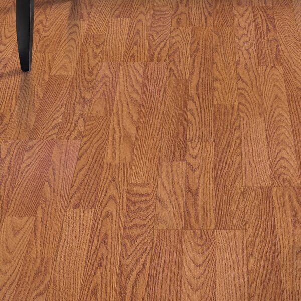 Fieldview 8 x 47 x 7mm Oak Laminate Flooring in Butterscotch by Mohawk Flooring