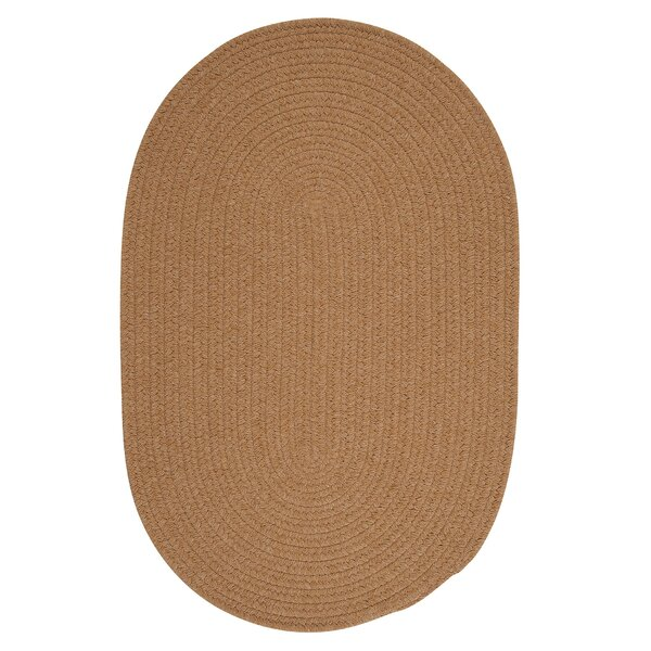Navarrette Brown Area Rug by August Grove