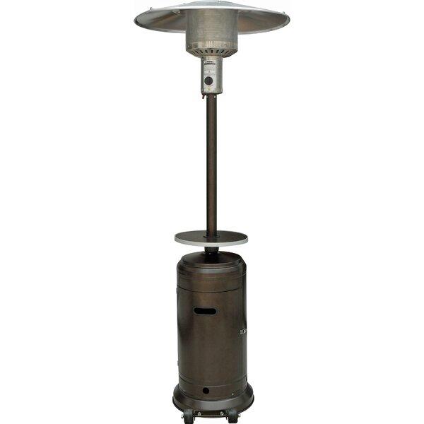 Tall 48,000 BTU Propane Patio Heater by AZ Patio Heaters