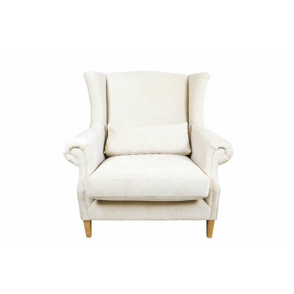 Castella Wingback Chair by August Grove