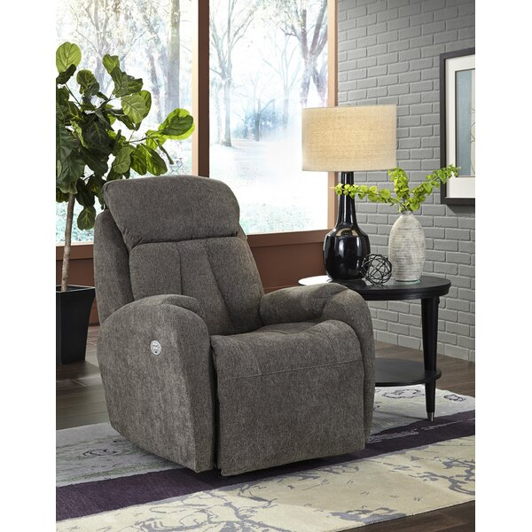 Hard Power Recliner by Southern Motion