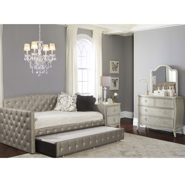 Ripley Twin Daybed With Trundle By House Of Hampton