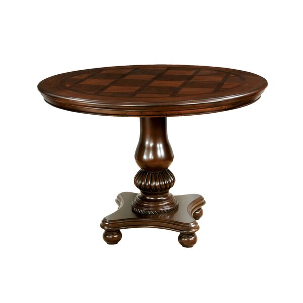 Ripple Counter Height Extendable Dining Table by Astoria Grand