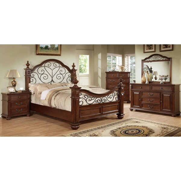 Revilla Standard Configurable Bedroom Set by Astoria Grand