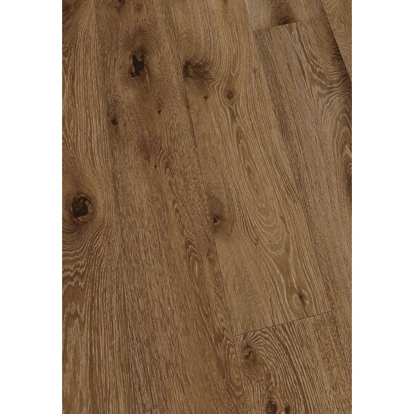 7.5 Engineered Oak Hardwood Flooring in Brushed Provence by Maritime Hardwood Floors