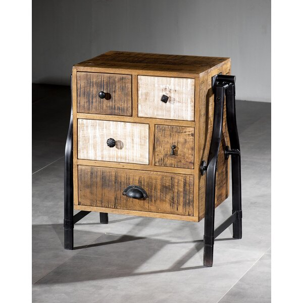 Warfield Mosaic End Table By Williston Forge