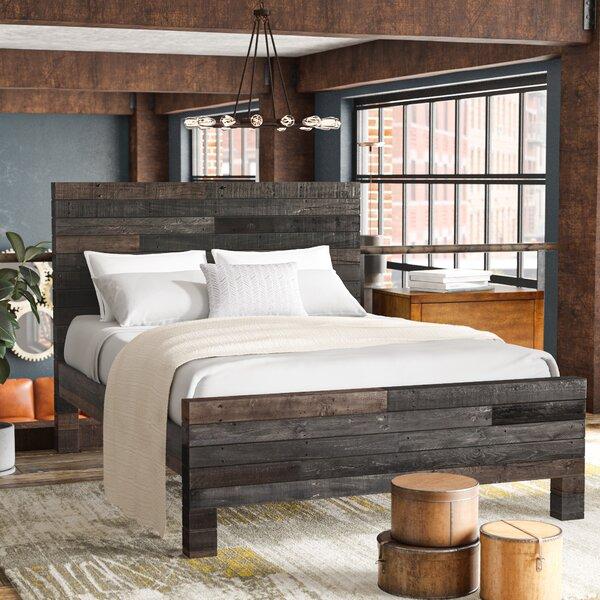 Vintage Platform Bed by Trent Austin Design