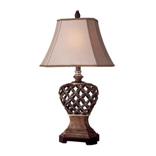 Price comparison Luisa 28 Table Lamp By Fleur De Lis Living
