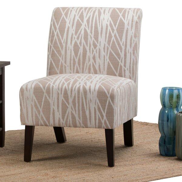 Midhurst Slipper Chair by Wrought Studio