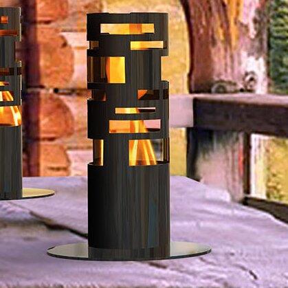 Skyline Tabletop Fireplace by Decorpro