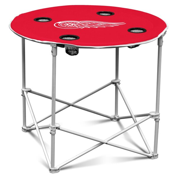 NHL Detroit Red Wings Dining Table by Logo Brands