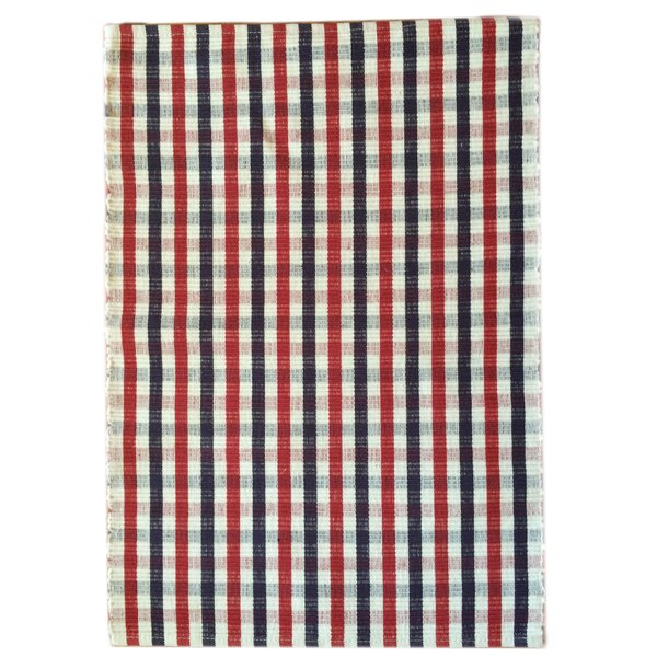 Gingham Check Placemat (Set of 6) by Artim Home Textile