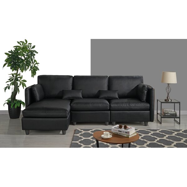 Ascencio Modular Sectional by Ivy Bronx